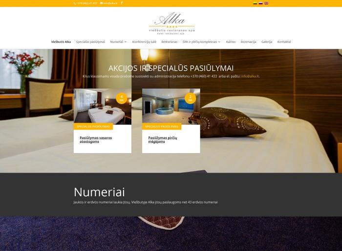 Alka viešbutis